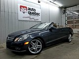 Mercedes-Benz E-Class E 350 Décapotable / Jamais Accidenté 2011 Garantie 1 An ou 15 000 km GMP / Inclus !!!