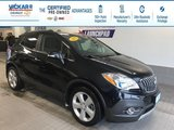 2015 Buick Encore FWD, LEATHER INTERIOR, BLUETOOTH, BACK UP CAMERA  - $129.01 B/W