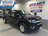 2015 Chevrolet Colorado LT  3.6L V6,  4X4, CREW CAB  - $213.69 B/W