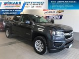 2017 Chevrolet Colorado LT  V6, 4X4, CREW CAB, BLUETOOTH  - $234.23 B/W