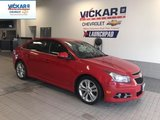 2012 Chevrolet Cruze RS PACKAGE, TURBO, AUTOMATIC,   - $106.36 B/W