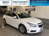 2014 Chevrolet Cruze 1LT, FUEL EFFICIENT, MANUAL TRANSMISSION, BLUETOOTH  - $98.26 B/W