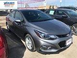 2018 Chevrolet Cruze LT  - $163.75 B/W