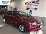 2018 Chevrolet Cruze LT REMOTE START, BOSE, SUNROOF !!!  - $129.84 B/W