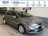 2018 Chevrolet Cruze LT REMOTE START, BOSE, SUNROOF !!!  - $125.80 B/W
