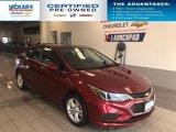 2018 Chevrolet Cruze LT  - $127.19 B/W