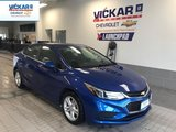 2018 Chevrolet Cruze LT, BOSE AUDIO, SUNROOF, HEATED SEATS  - $133.17 B/W