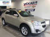 2014 Chevrolet Equinox 1LT  BLUETOOTH, HEATED SEAT, BACK UP CAMERA  - $129.00 B/W