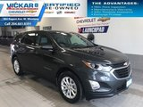 2018 Chevrolet Equinox LT FWD, HEATED SEATS, REMOTE START  - $173.57 B/W