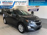 2018 Chevrolet Equinox LT,  FWD, HEATED SEATS, REMOTE START