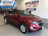 2018 Chevrolet Equinox LT  AWD, HEATED SEATS, POWER HATCH  - $188 B/W