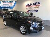 2018 Chevrolet Equinox LT AWD, HEATED SEATS, POWER HATCH  - $194.52 B/W
