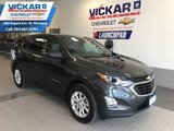 2018 Chevrolet Equinox LS  FWD,  1.6L TURBO, REMOTE START, HEATED SEATS  - $168 B/W