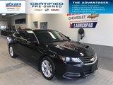 2015 Chevrolet Impala V6, SUNROOF, DUAL CLIMATE CONTROL, LEATHER SEATS  - $152.15 B/W