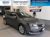 2018 Chevrolet Impala LT  SUNROOF, LEATHER INTERIOR, DUAL CLIMATE CONTROL