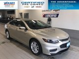 2016 Chevrolet Malibu 1LT  - $143.60 B/W - Low Mileage