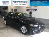 2017 Chevrolet Malibu 1LT  BLUETOOTH, REAR VIEW CAMERA  - $125.15 B/W