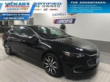 2018 Chevrolet Malibu LT   BOSE AUDIO, NAVIGATION, SUNROOF,