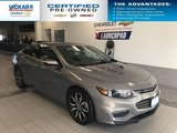 2018 Chevrolet Malibu LT   BOES AUDIO, SUNROOF, NAVIGATION