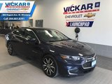 2018 Chevrolet Malibu LT  NAVIGATION, BOSE AUDIO, SUNROOF  - $169 B/W