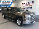 2014 Chevrolet Silverado 1500 LTZ   CREW CAB, 5.3L V8, 4X4, LEATHER INTERIOR  - $282.92 B/W