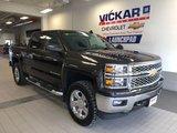 2015 Chevrolet Silverado 1500 LT 5.3L V8, CREW CAB, SHORT BOX, 4X4   - $260 B/W