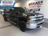 2015 Chevrolet Silverado 2500HD LT  LONG BOX DIESEL, 4X4,DOUBLE CAB  - $314 B/W