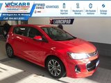 2018 Chevrolet Sonic LT R/S TURBO, SUNROOF, HEATED SEATS  - $120.42 B/W