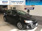2018 Chevrolet Sonic LT    REMOTE START, SUNROOF, HEATED SEATS  - $123.75 B/W