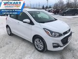 2019 Chevrolet Spark 1LT  - Android Auto -  Apple CarPlay - $107.65 B/W
