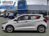 2019 Chevrolet Spark 1LT  - Android Auto -  Apple CarPlay - $106 B/W