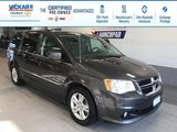 2017 Dodge Grand Caravan STOW N GO, LEATHER SEATS, POWER REAR DOORS AND HATCH  - $143.96 B/W