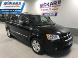 2017 Dodge Grand Caravan Crew STOW N GO, LEATHER SEATS, POWER REAR DOORS,