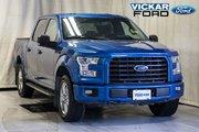 2016 Ford F150 4x4 Supercrew XLT FX4 SPORT 302A