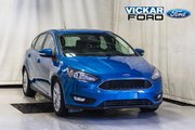 2015 Ford Focus Hatchback SE Leather & Moon & Navigation