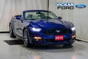 2015 Ford Mustang Convertible GT Premium Manual Trans
