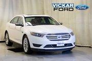 2018 Ford Taurus Limited AWD Luxury Sedan V6
