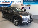2018 GMC Acadia SLE 7 PASSENGER, V6 AWD, BOSE AUDIO, SUNROOF, POWER HATCH  - $255.11 B/W