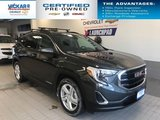 2018 GMC Terrain SLE   FWD, SUNROOF, BACK UP CAMERA  - $191.15 B/W
