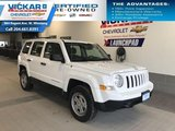 2015 Jeep Patriot Sport  4WD, 4 CYL. AUTOMATIC  - $144.46 B/W