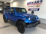 2015 Jeep Wrangler Unlimited Sahara  - $236.77 B/W