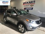 2016 Kia Sportage EX   AWD, SUNROOF, HEATED SEATS  - $159.07 B/W
