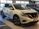 2016 Nissan Murano Platinum *LOCAL TRADE* *LOW KMS*