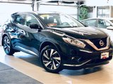 2016 Nissan Murano Platinum *Local trade*Low kms*