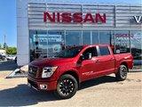 2018 Nissan Titan PRO 4X LUXURY CREW *NEW*
