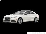 2018 Audi A4 2.0T Komfort 7sp S tronic