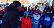 750$ remis à la Classique Hivernale Broadway = 10aine d'enfants habillés pour l'hiver! chez Avantage Honda à Shawinigan