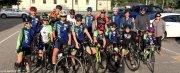 Groupe Vincent, fier de propulser l'équipe de Vélo Mauricie! chez Groupe Vincent à Shawinigan et Trois-Rivières