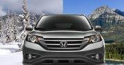 Prêt pour l'hiver en Honda avec la traction intégrale chez Avantage Honda à Shawinigan