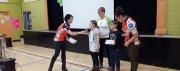 L'équipe Subway-Groupe Vincent remet 26 900$ aux écoles primaires du coin! chez Hyundai Trois-Rivières à Trois-Rivières